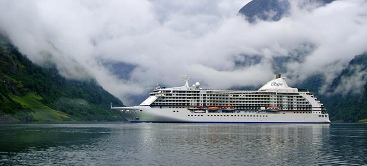 Cruising Ship Building